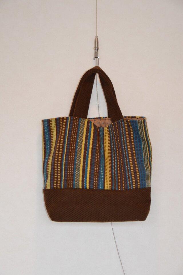 Wool Tote Bag_03の画像1枚目