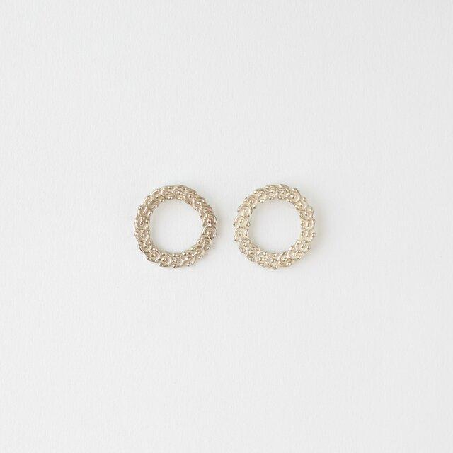 【受注生産】Marine plants P.Earrings(ピアス)の画像1枚目