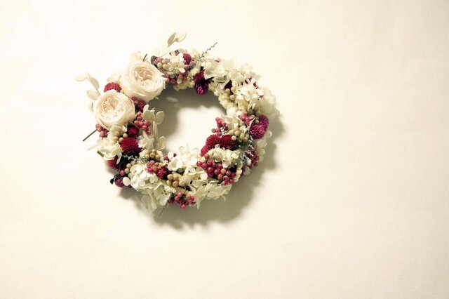 wreath - jolie petite soeurの画像1枚目