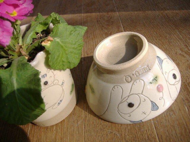 niku・Qフレブルご飯茶碗の画像1枚目