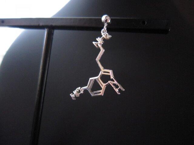 化学式アクセサリー®(ピアス・タイタック・イヤリング・タイピン)の画像1枚目