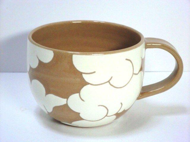 ひつじ雲のマグカップの画像1枚目