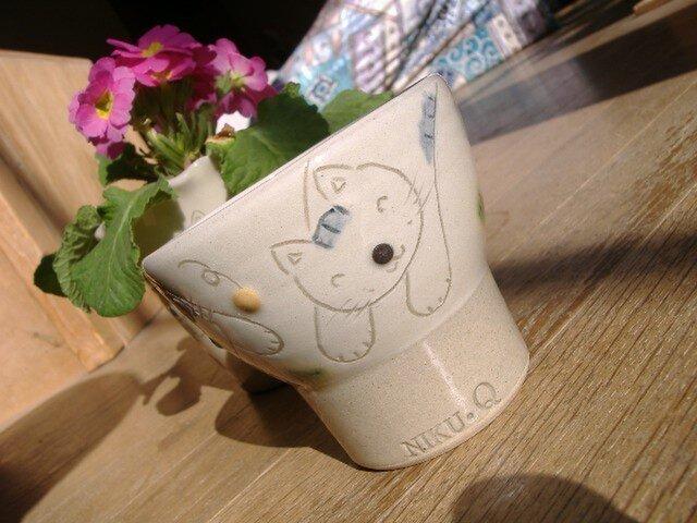 niku・Qニャンコ、デザートカップの画像1枚目
