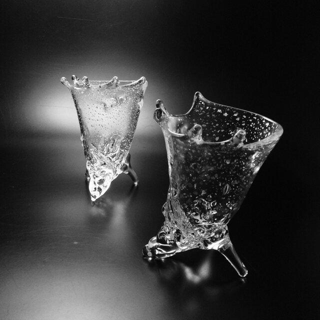 サザエグラス・銀の画像1枚目