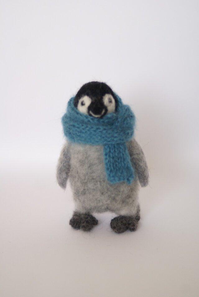 【K様オーダー品】ペンギンの赤ちゃんの画像1枚目