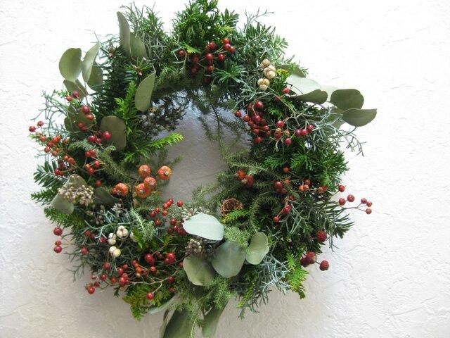 R様御予約wreathの画像1枚目