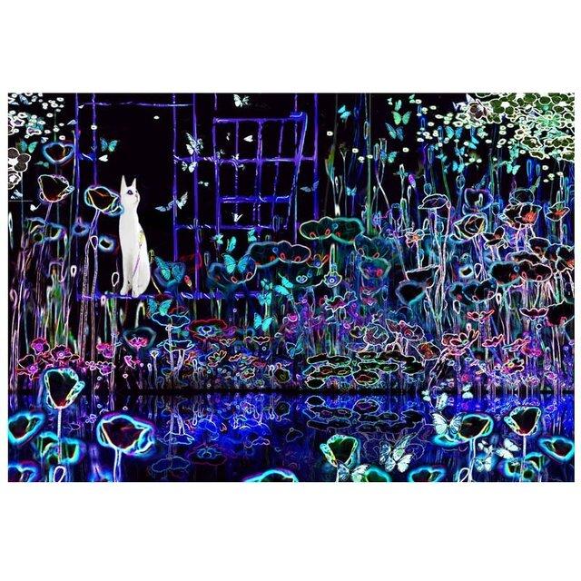 秘密の花園 【A3】サイズ の画像1枚目