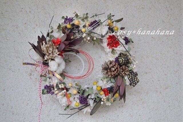 和wreath「ちりめん」の画像1枚目