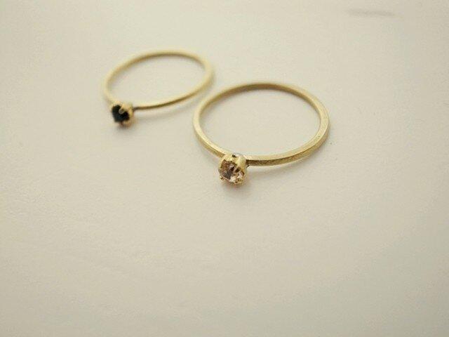 Ring No.2(Cristal Ring)の画像1枚目