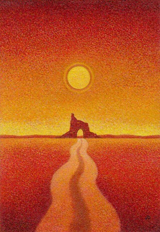 太陽の道の画像1枚目