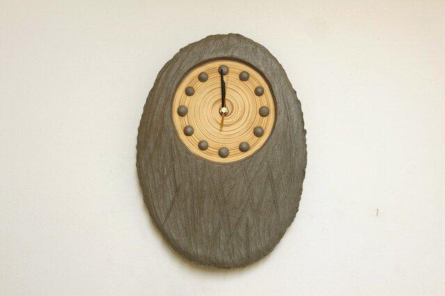 炭化時計の画像1枚目