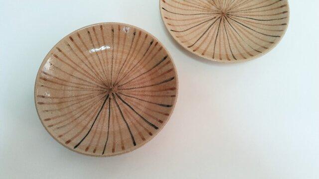 麦藁手平皿の画像1枚目