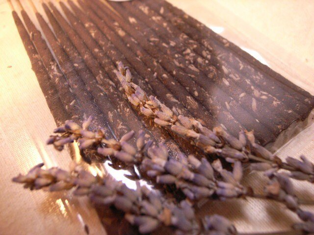 ■LAVENDER    kappa incenseの画像1枚目