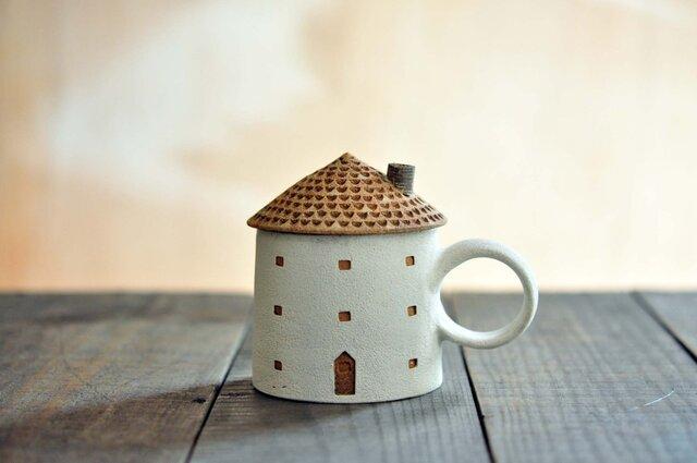 家のカップ(レンガ)の画像1枚目
