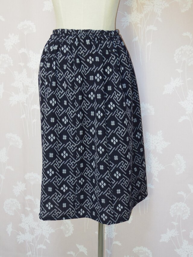 ギャザースカート 5813の画像1枚目