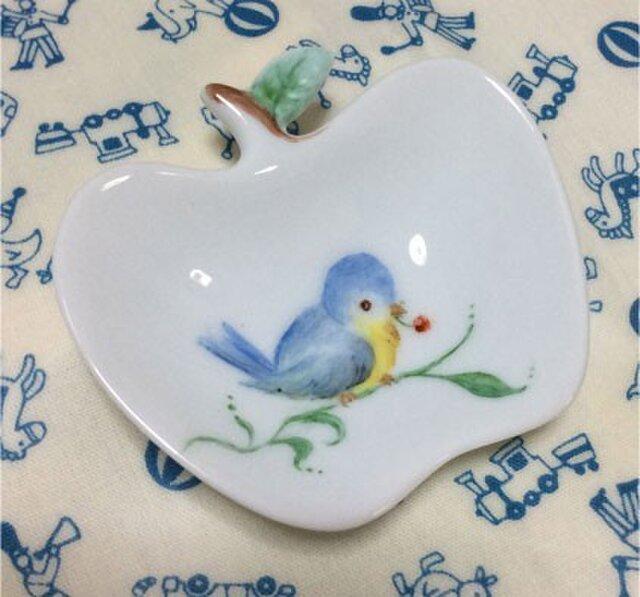 シアワセの青い鳥の画像1枚目
