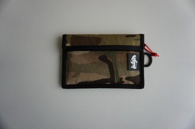 flap pouch  x-pac MultiCamの画像1枚目