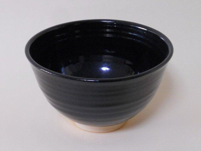 黒釉茶碗の画像1枚目