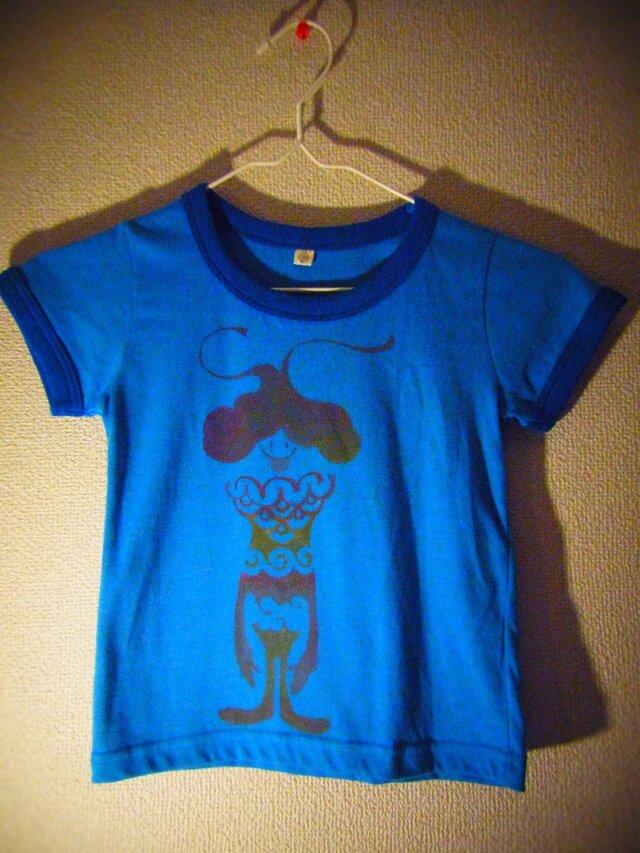 雲オヤジっ子倶楽部T-shirt 100cmの画像1枚目