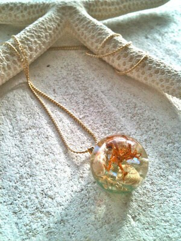 Seascape Necklaceの画像1枚目