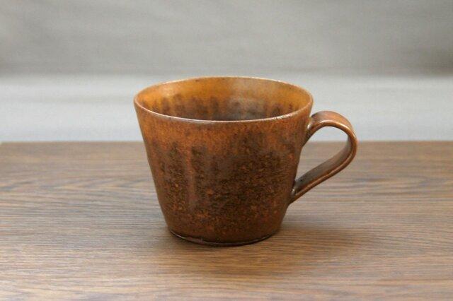 赤銅釉 マグカップ(無地)の画像1枚目