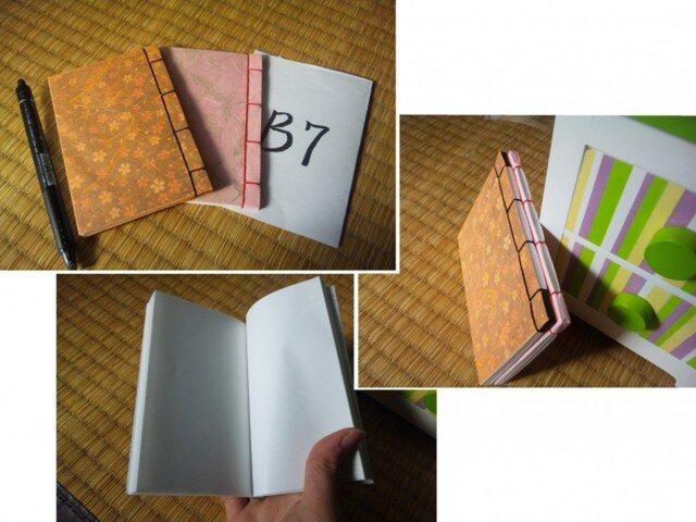 和綴じメモ帳⑤の画像1枚目