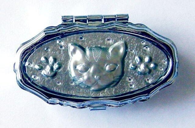 ピルケース 猫の画像1枚目
