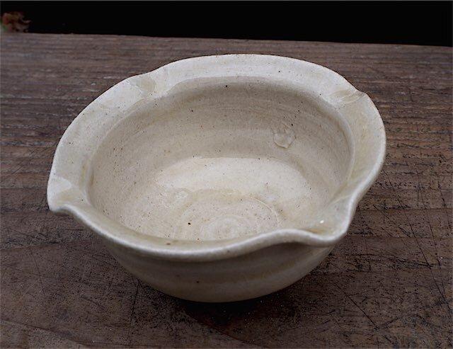 花の小鉢[16Jan-28]《灰釉》の画像1枚目