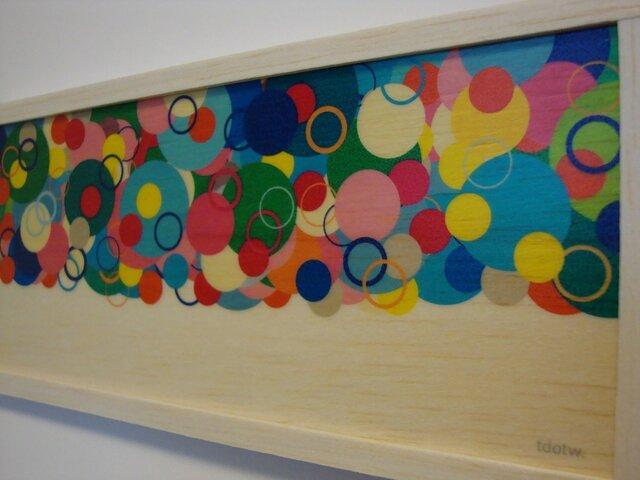 colourful circleの画像1枚目