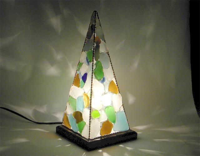 ピラミッドランプ L-4の画像1枚目