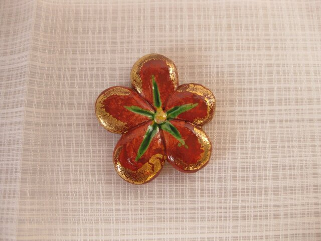 桜の箸置きの画像1枚目