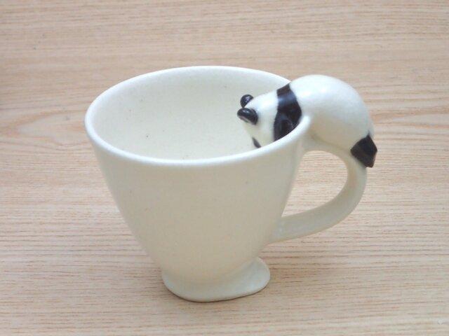脱力パンダ・デミタスカップ−Aの画像1枚目
