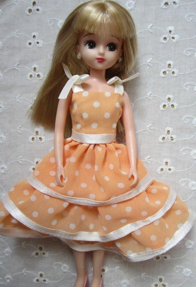 りかちゃん人形お洋服*スペシャル*の画像1枚目