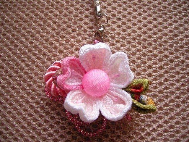 桜の花のチャーム(祝の桜B)の画像1枚目