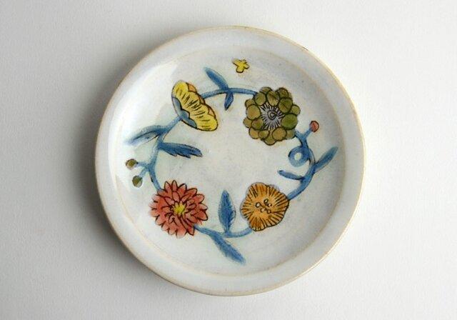drawing plate - [ Flower ]の画像1枚目