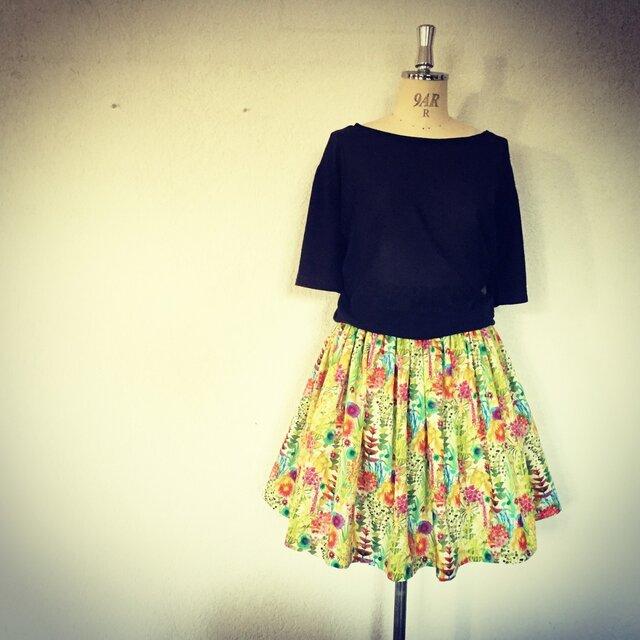 Liberty:Tresco  チュチュみたいなギャザースカートの画像1枚目