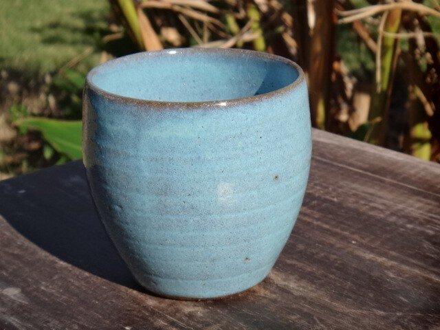 フリーカップ 〔blue〕の画像1枚目