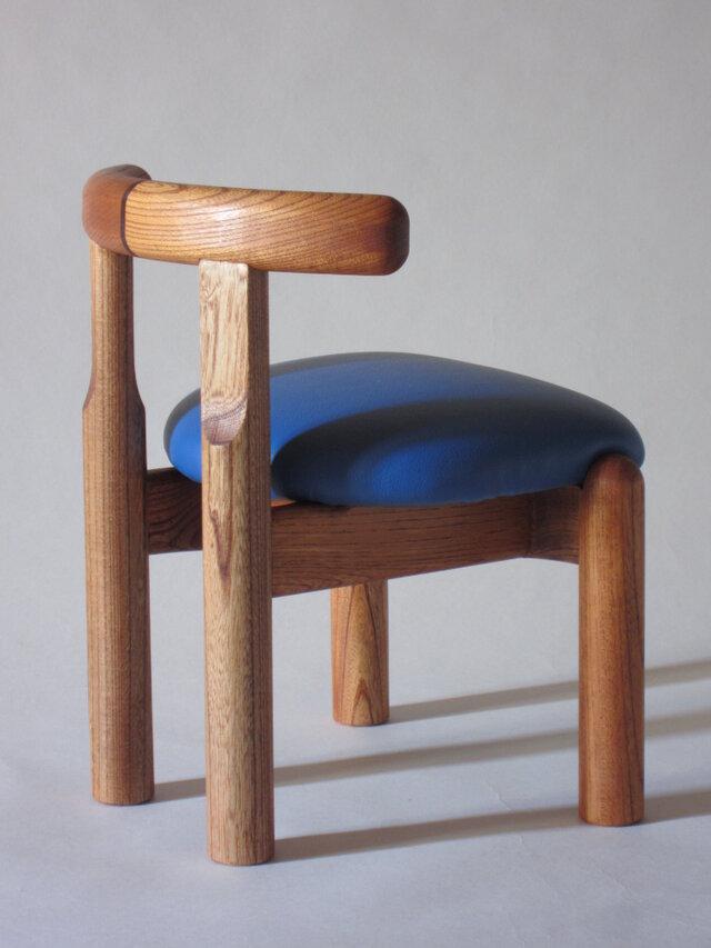 子供椅子■NAGY 09-OKO■ W282xD275xH362(SH224)の画像1枚目