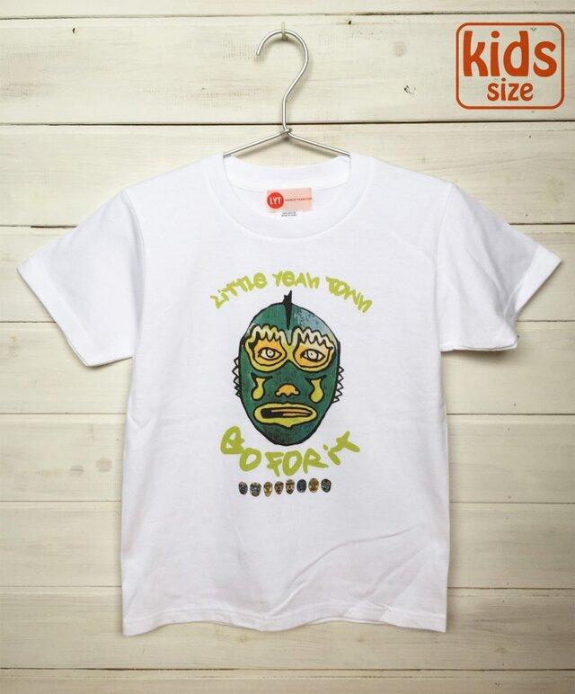 MASK Green Tシャツの画像1枚目