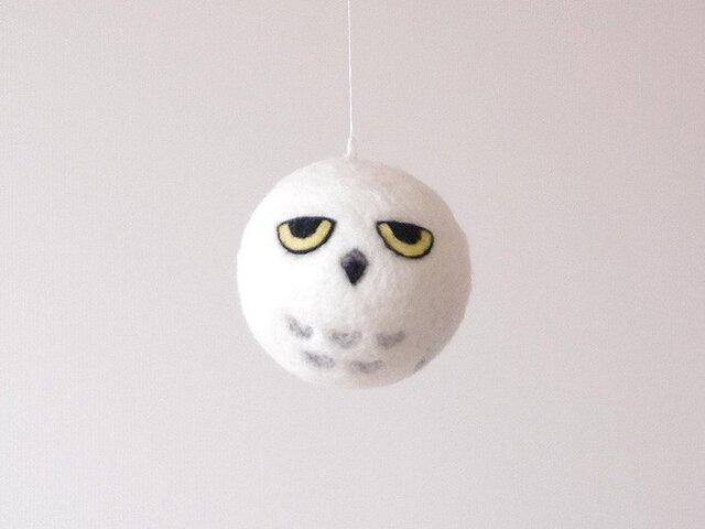 Owlball -シロフクロウ-の画像1枚目