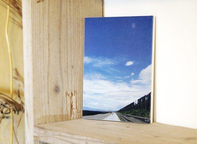 リサイクルフォトパネル|ビーチサイドカレンダー'11/3-4の画像1枚目