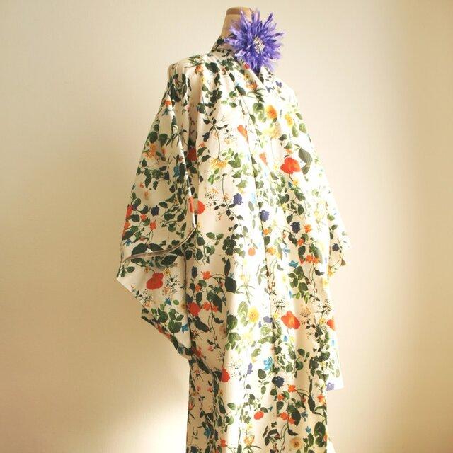 kimono D/#植物図鑑 C/#REの画像1枚目