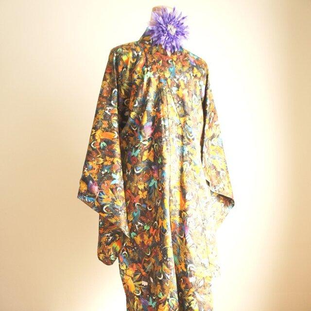 kimono D/#悲恋の蝶々 C/#YEの画像1枚目