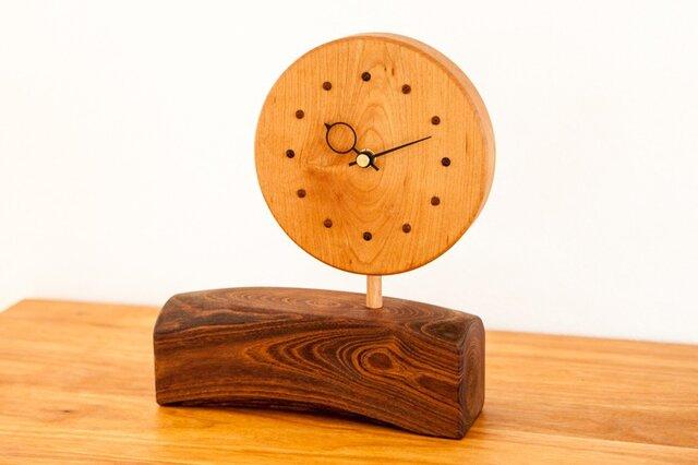 サクラの置時計2の画像1枚目