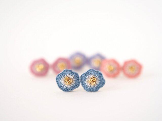 little flower pierce No.04の画像1枚目