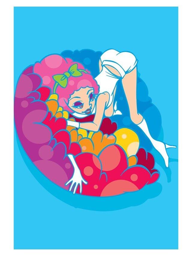 ドリン娘 〜炭酸水〜の画像1枚目