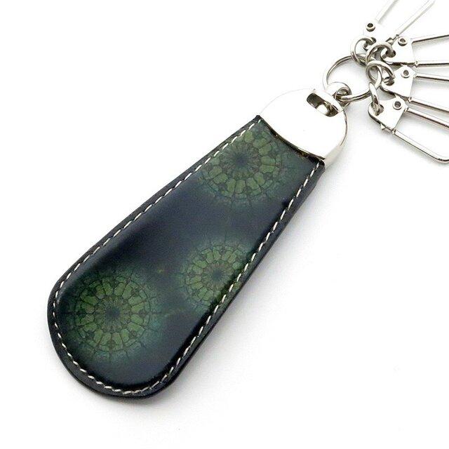 アートシューホーン 牛革製携帯靴べら(万華鏡)の画像1枚目