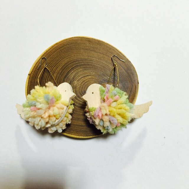 ぽんぽん鳥さんの画像1枚目