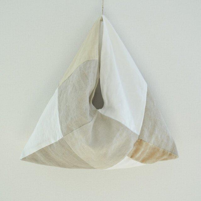 azuma bag(ベージュA)の画像1枚目