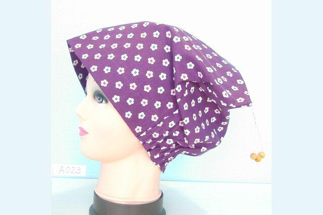 特許意匠登録品 A023L  ことね Cafe 頭巾Ⅰ Lサイズの画像1枚目